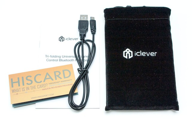 iclever-blutooth-keyboard-contents