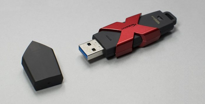 HyperX Savage 128GB USB 3.1 USB Drive Review 4