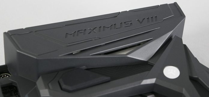 ASUS Z170 Maximus Formula VIII Review 2