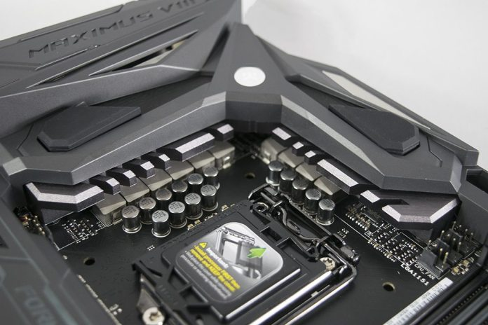 ASUS Z170 Maximus Formula VIII Review 5