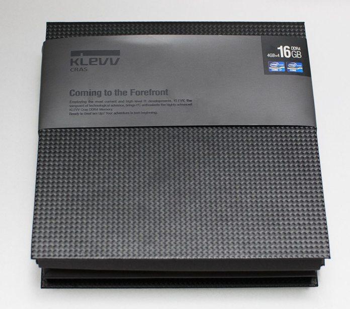 KLEVV CRAS 3000MHz 16GB DDR4 Memory Kit Review 1