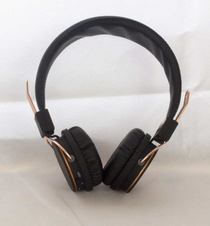 Kitsound Manhattan BT Headset