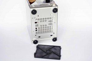 Lian Li PC-Q21A - removable dust filter