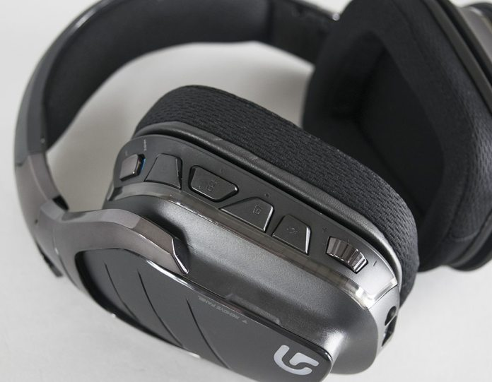 Logitech G633 Artemis Spectrum Headset Review 6
