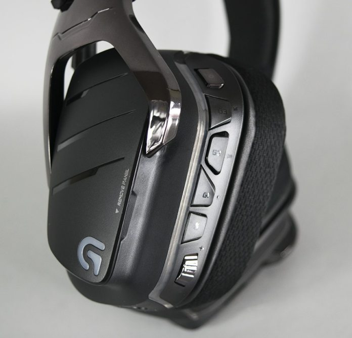 Logitech G933Artemis Spectrum Wireless Headset Review 5