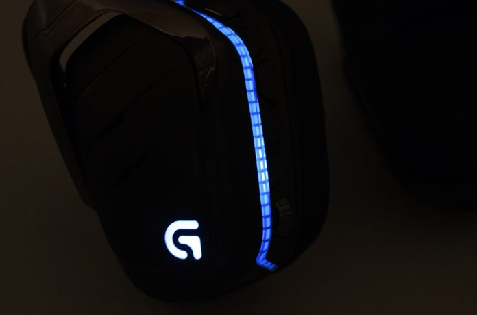 Logitech G933Artemis Spectrum Wireless Headset Review 6