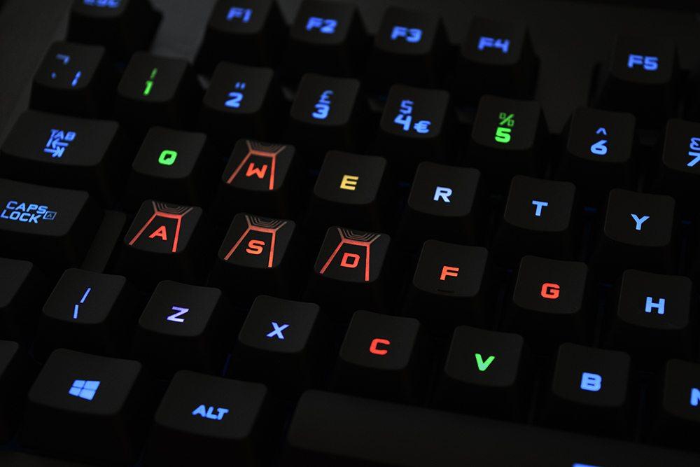 Logitech G410 Atlas Spectrum RGB Mechanical Keyboard Review