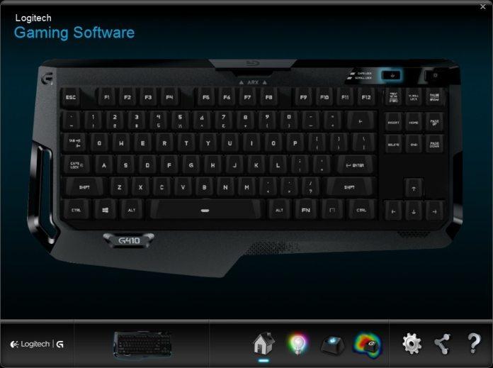 Logitech Gaming Software 2