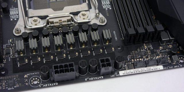 ASUS STRIX X99 Gaming - VRM