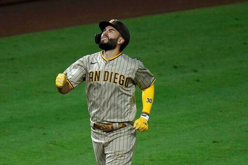 玩運彩-MLB/短打惹禍 教士隊重砲手指骨折本季恐不樂觀