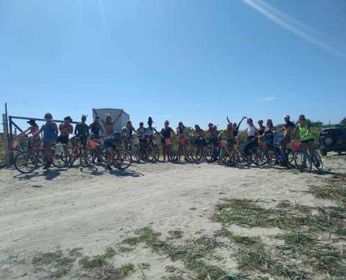 Bike Challenge Fundraiser