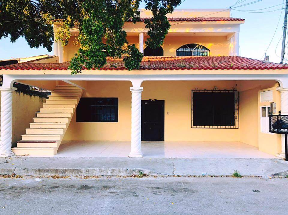 Playa del Carmen houses for rent