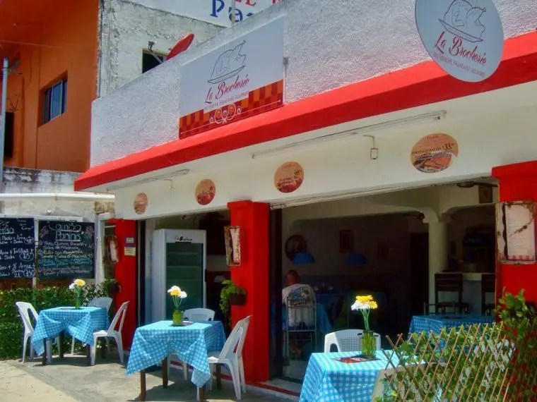 french cuisine in playa