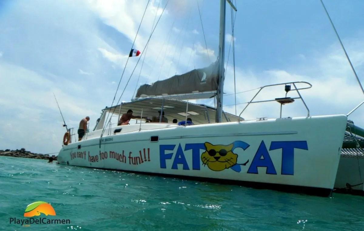 My Top 4 Tips for the Fat Cat Catamaran