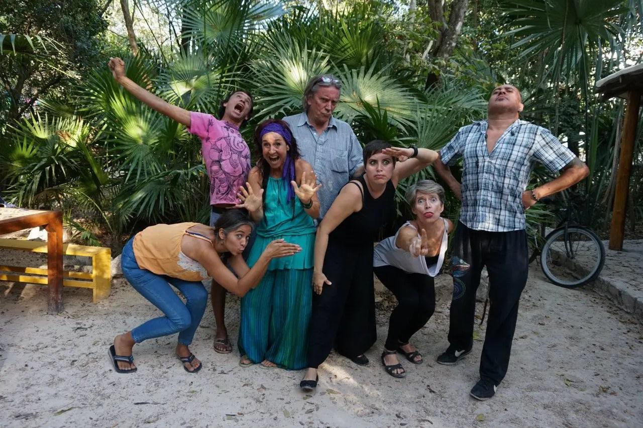 Sharing Humanity Through Stories: DEmergencia Theater Group Playa del Carmen