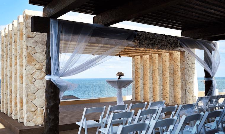 Weddings in mexico Sky Terrace