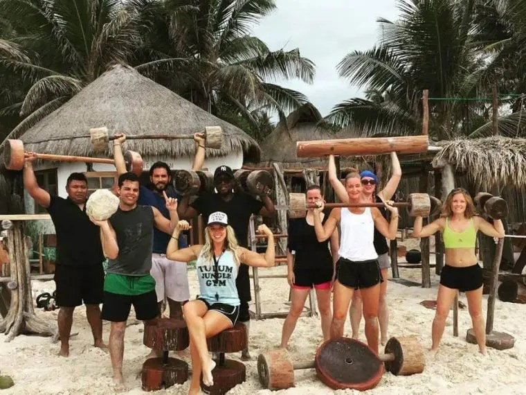 Tulum Jungle Gym