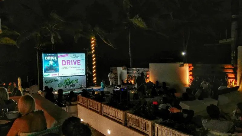 Cine Club Playa del Carmen at Thompson Beach House