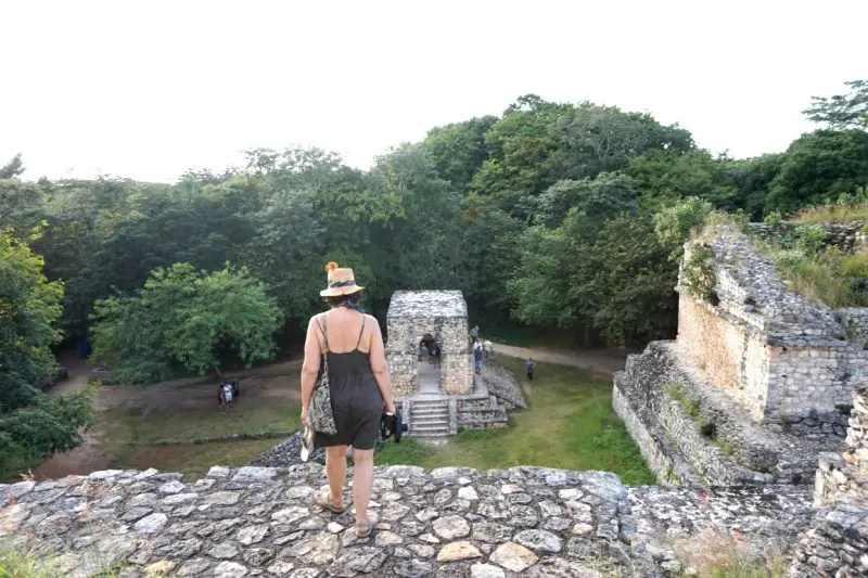 Where are the Mayan Ruins?