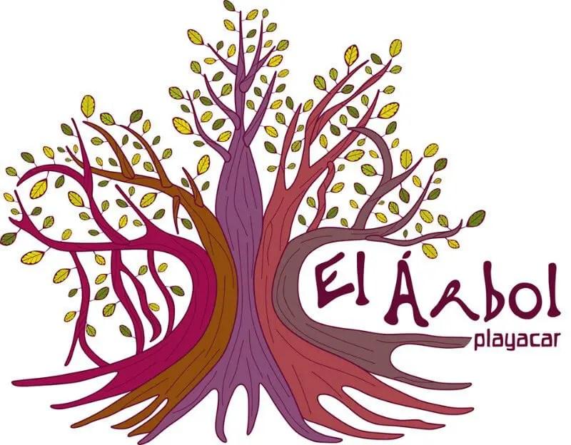 El arbol Playacar logo