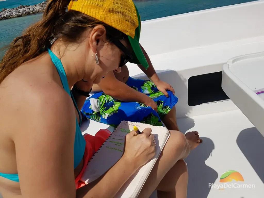 Playa del Carmen yacht charter