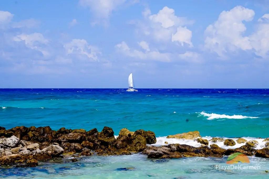 Playa del Carmen yacht charters in the Caribbean Sea