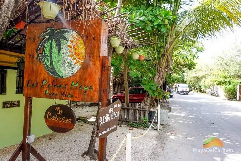 Palmas Mayas Tulum Hotel