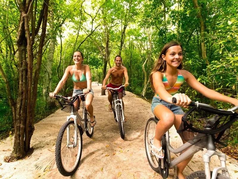 Xel-Ha bikes