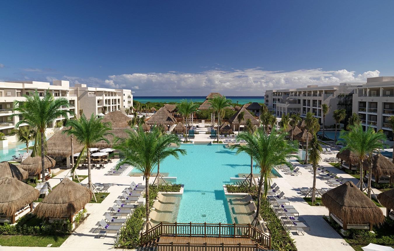 Mexico Paradisus Cancun Melia