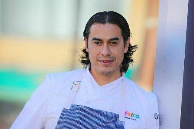Chef Carlos Gatan of Mexique in Chicago
