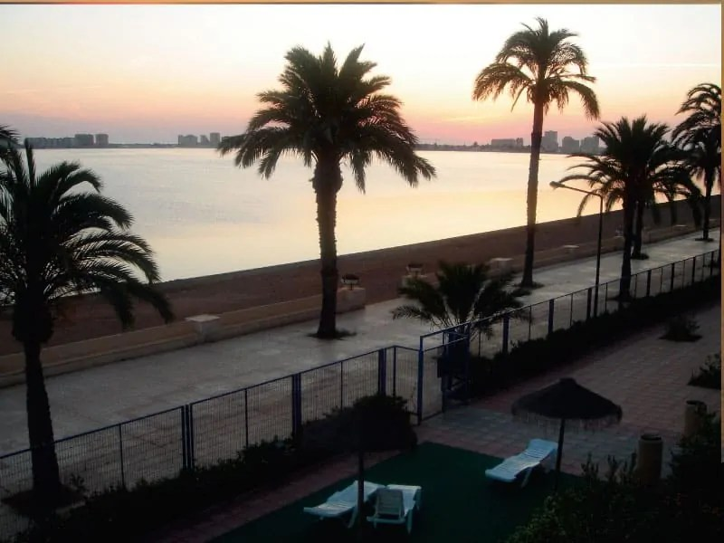 Sunrise from Verdemar 2