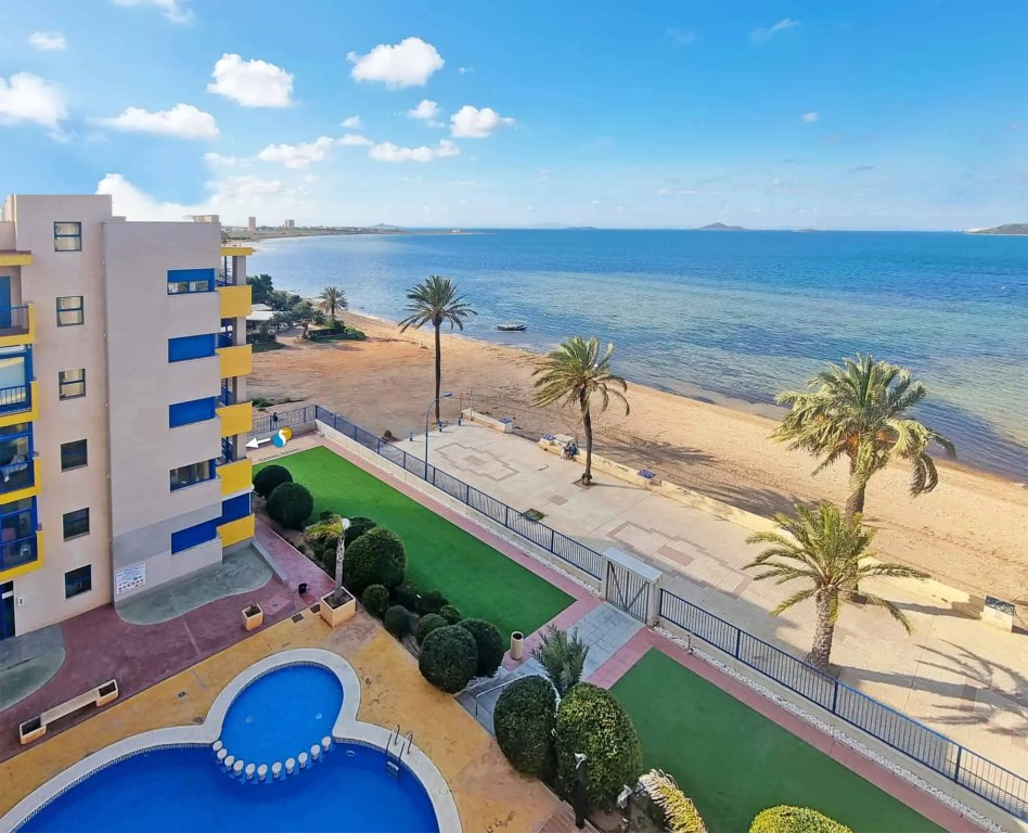 "Location of Verdemar 2 building on seaside promenade <a href=""https://www.playahondaapartment.com/photos/#building"" target=""_blank"" rel=""noopener noreferrer"">     >>More Verdemar 2 building photos >></a>"