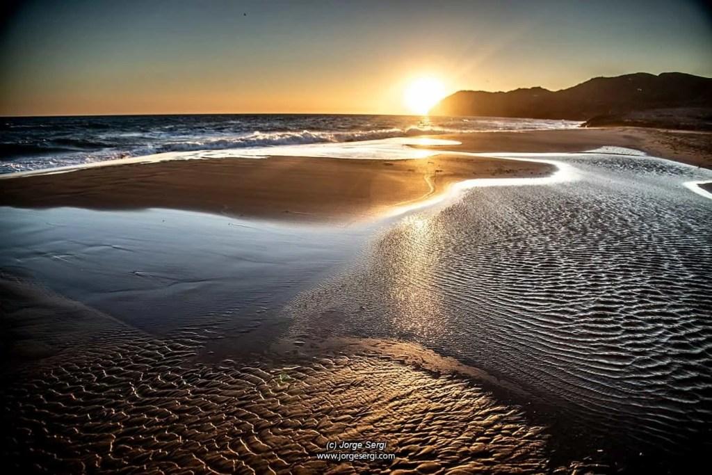 Calblanque beach by Jorge Sergi