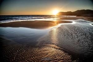 Playa de Calblanque por Jorge Sergi