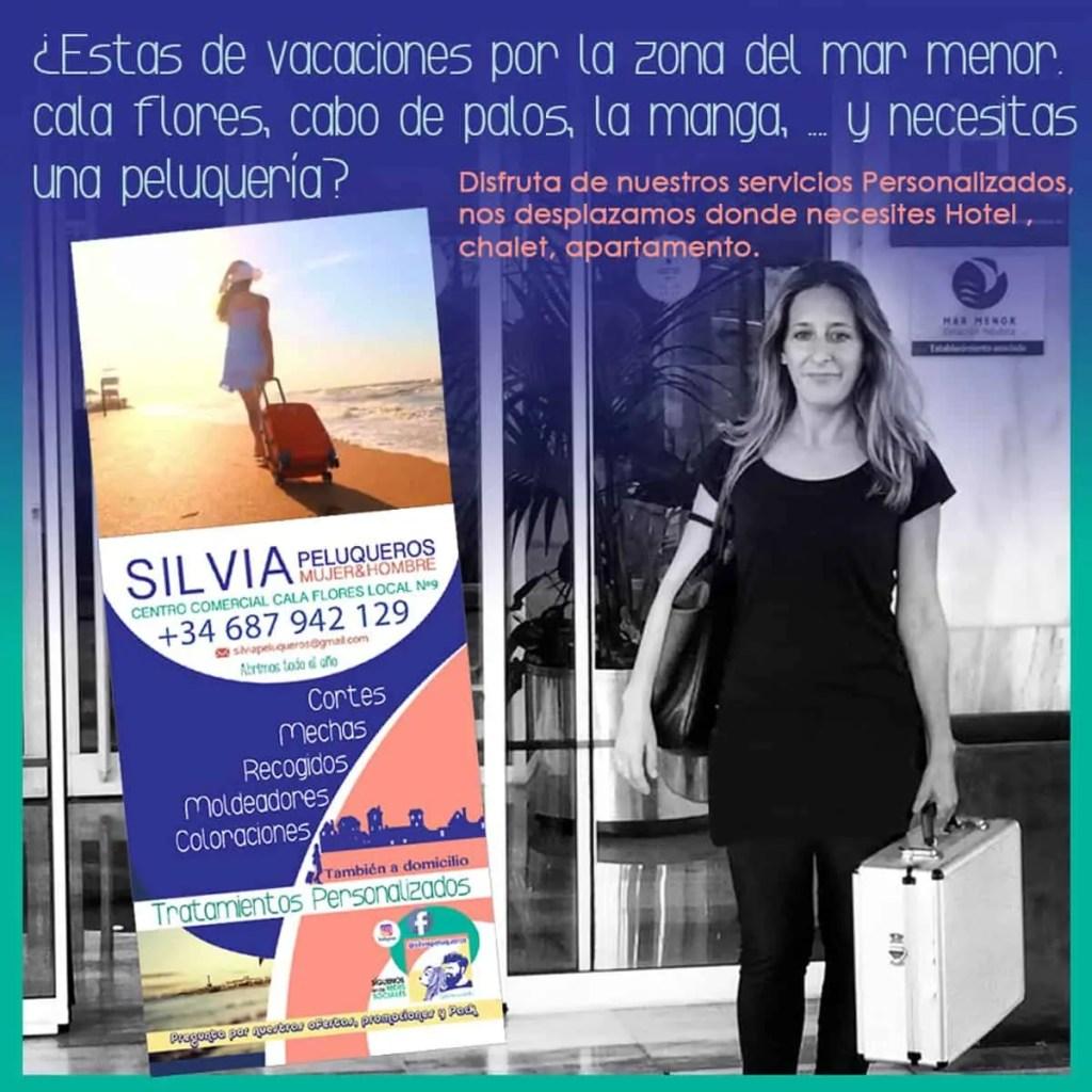 Silvia Peluquero a domicilio