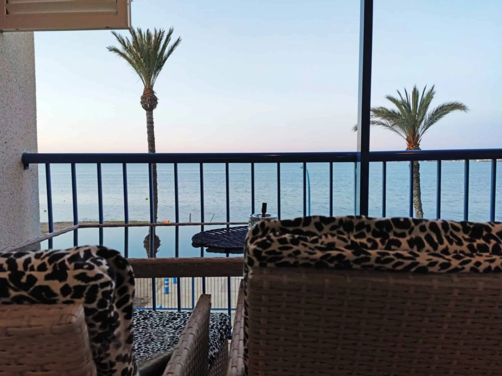 Sit in your balcony and enjoy unobstructed views