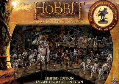 The Hobbit: Escape from Goblin Town