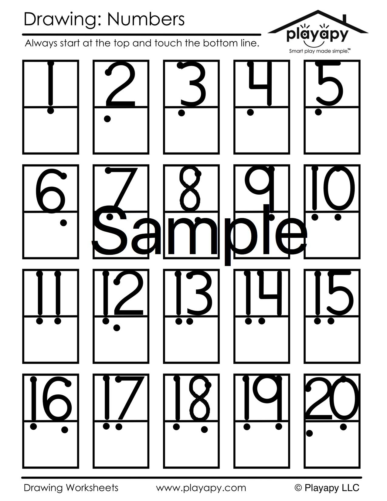 Practice Printables Set