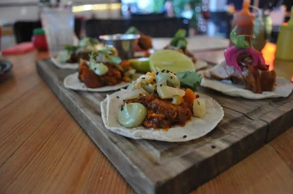 Tacos Coreanos, Chancho, Guadalajara