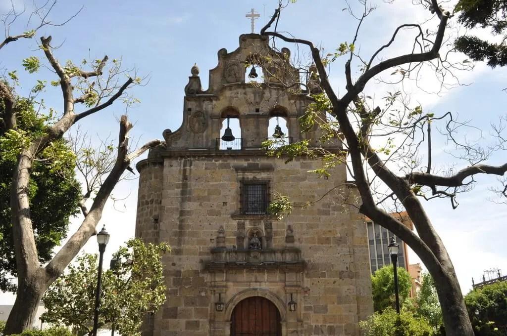 Templo Nuestra Señora de Aránzazu, Guadalajara, Jalisco, Mexico