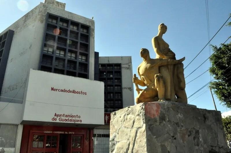 Mercado de Abastos Guadalajara