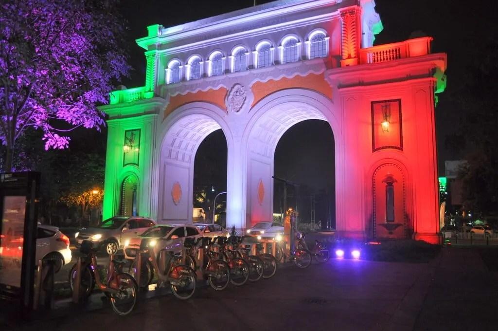 Mi Bici Bike Rental Station in Guadalajara