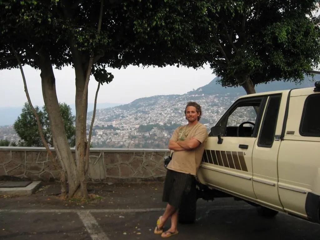 Roadtrip through Mexico
