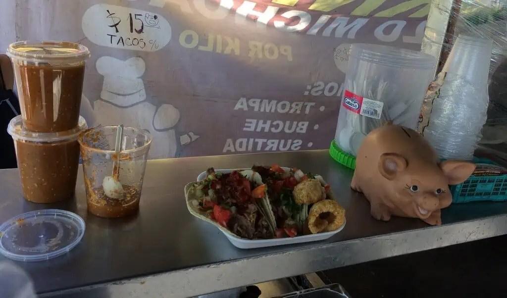 Tacos de Carnitas Chapalita