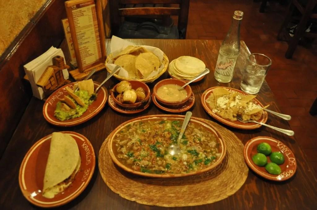 Carne en Su Jugo, Kamilo's 333, Guadalajara, Jalisco
