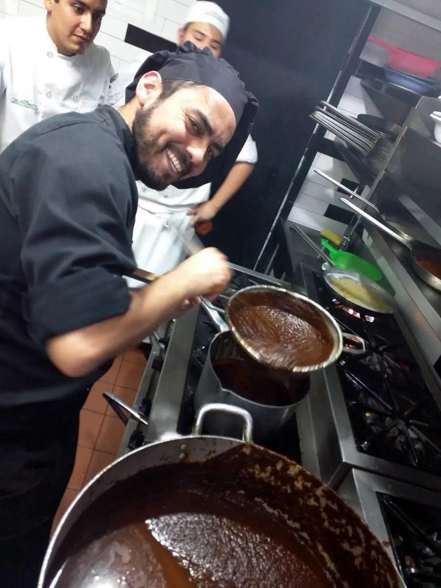 Chef Fernando Ramos
