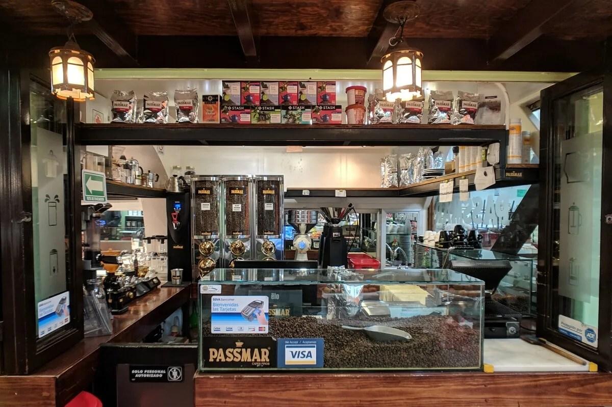 Passmar Cafe