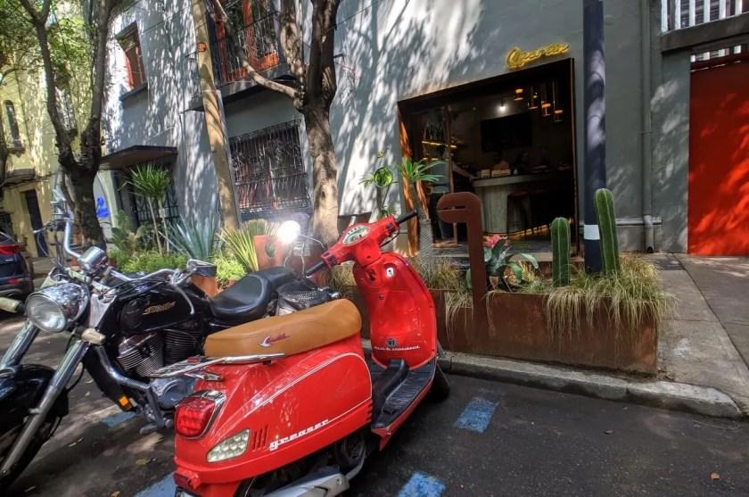 Cafe Quentin, Hipódromo, Mexico City