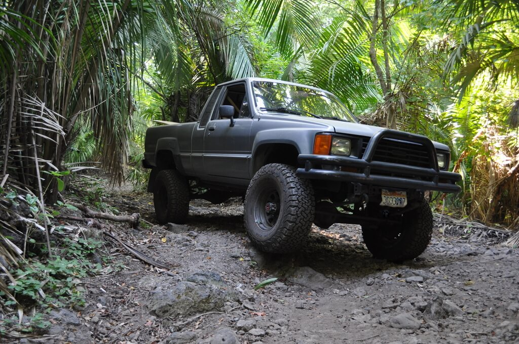1985 Toyota Pickup 4x4 for sale