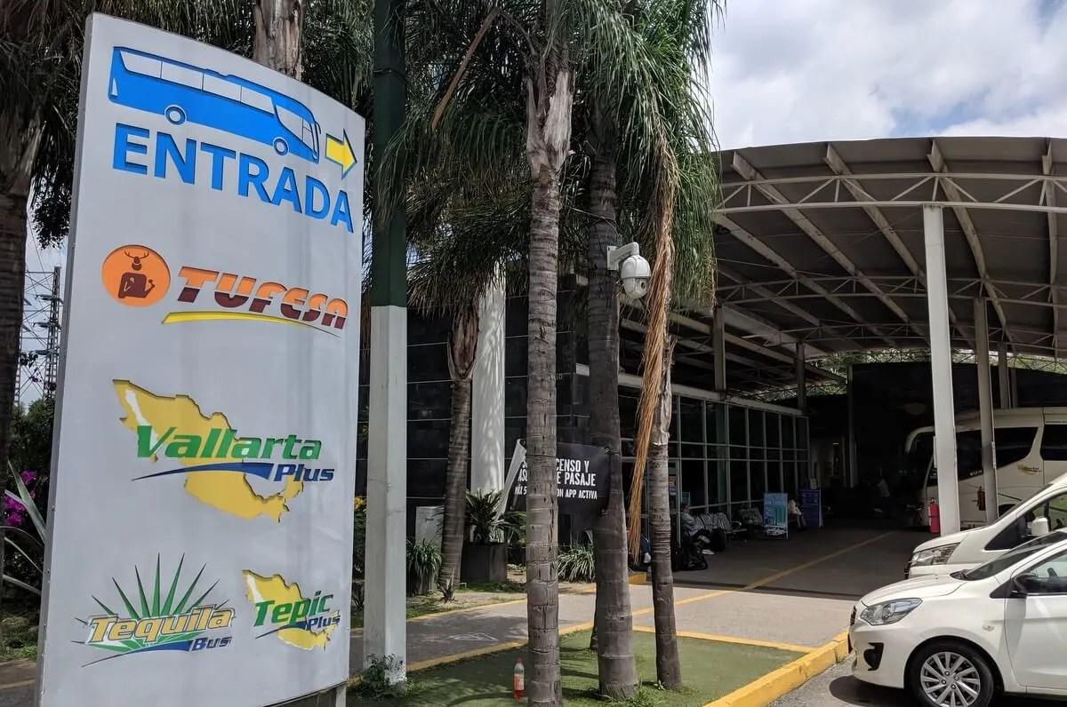 Vallarta Plus Bus Terminal in Zapopan